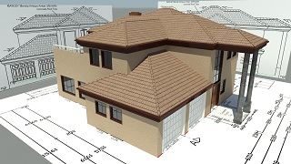 House Plans according to SANS 10400 XA and SANS 204