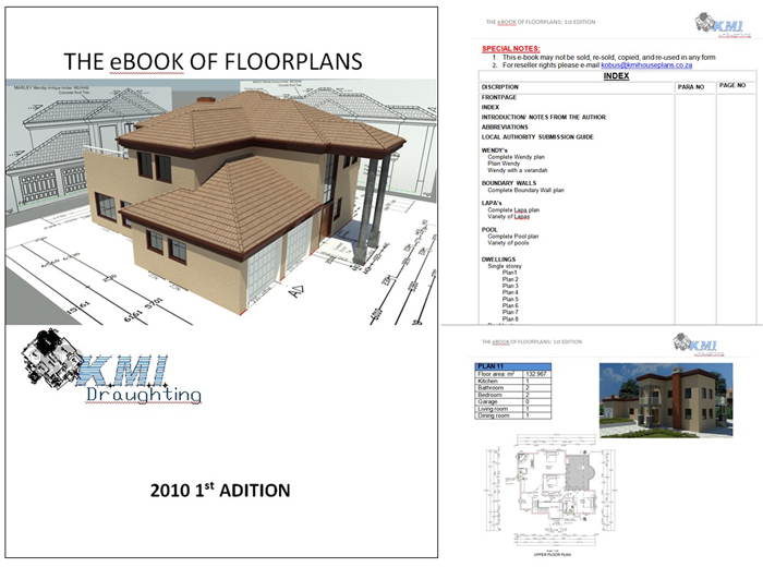 THE eBOOK OF FLOORPLANS: 1st EDITION