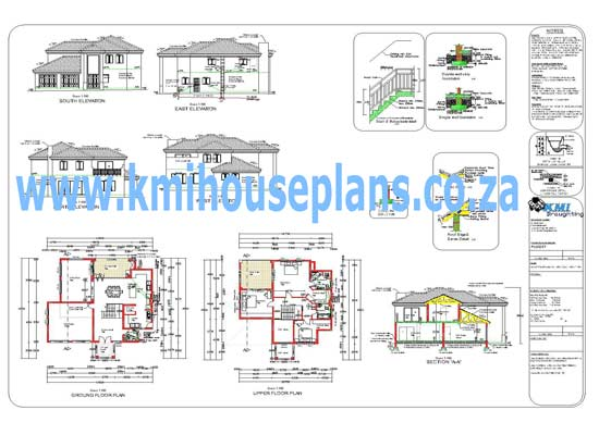 Double Storey House Plans beauteous double storey house plans house07 doublestory hampton42 floorplan home design Plan Of The Month May