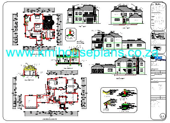 Plan of the month june for Apartment plans dwg format