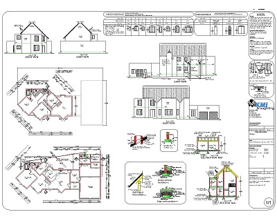 Free thatched house plans home design and style for Thatched house plans